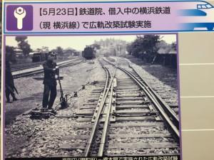 横浜鉄道の広軌写真(横浜線)